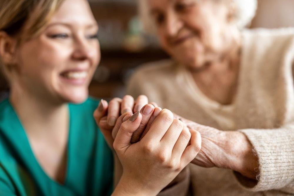 Domy opieki dla osób starszych